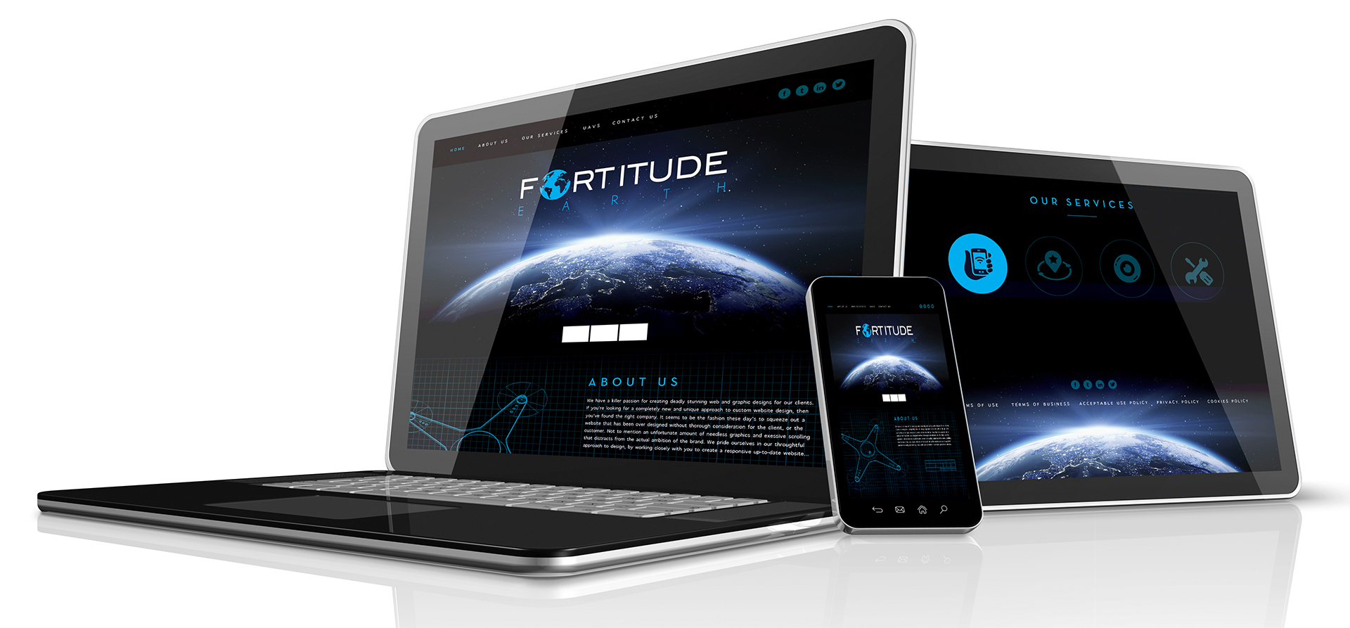 Fortitude Earth Case Study