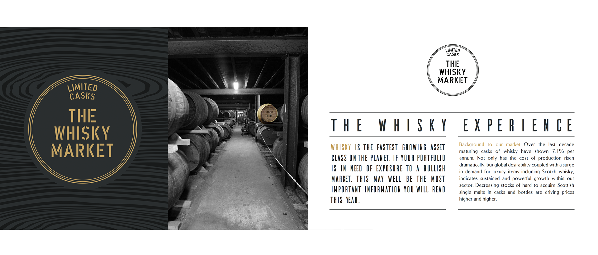 The Whisky Market Case Study